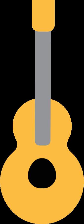 guitar Clipart illustration in PNG, SVG