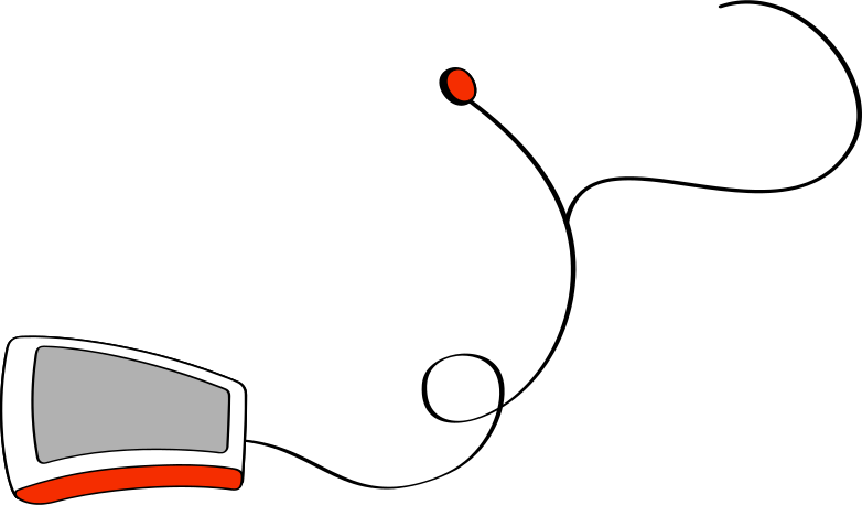player Clipart illustration in PNG, SVG
