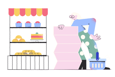 style Bakery images in PNG and SVG | Icons8 Illustrations