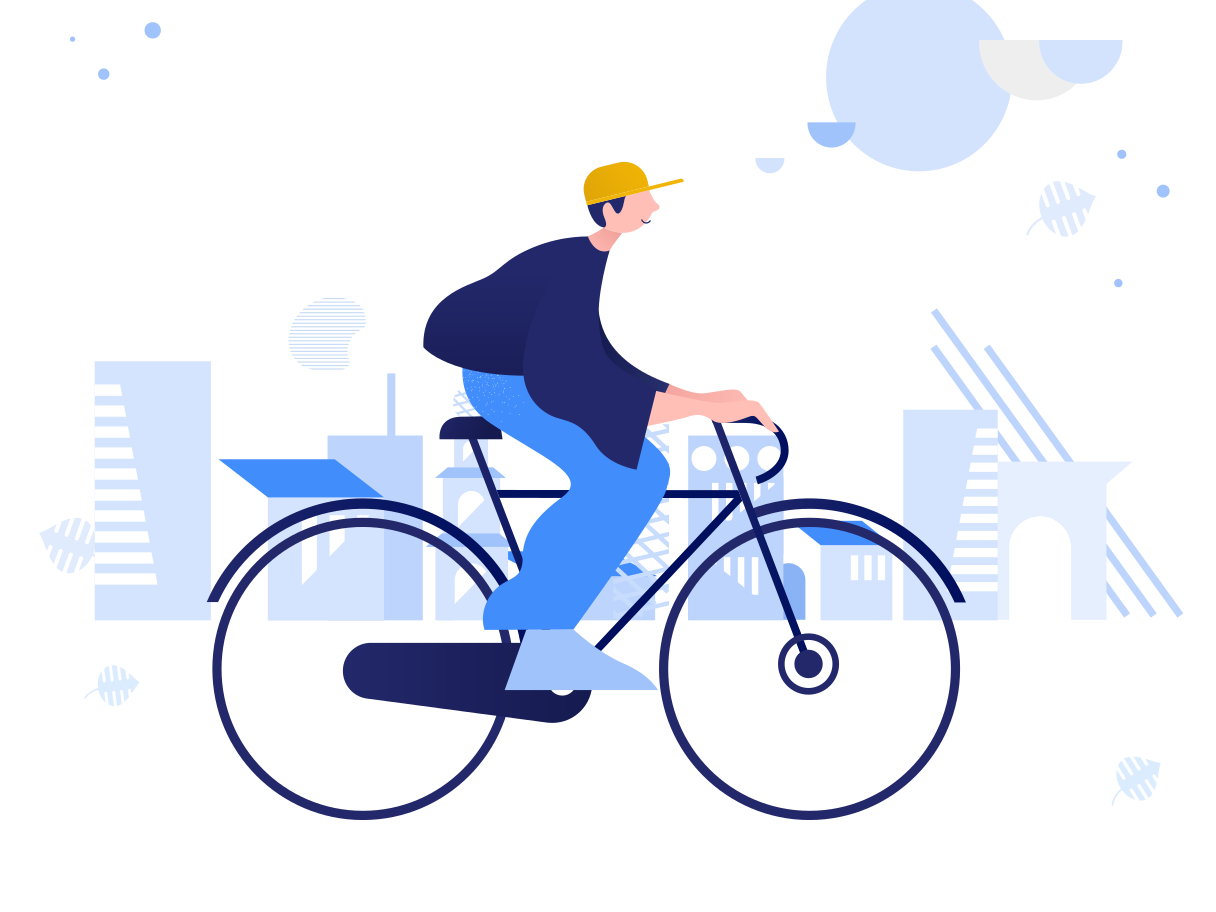style Urban cycling Vector images in PNG and SVG   Icons8 Illustrations