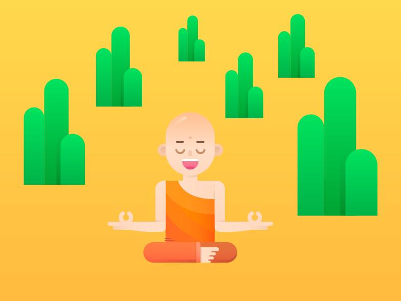 Yoga Clipart illustration in PNG, SVG