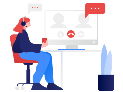 style Online meeting images in PNG and SVG   Icons8 Illustrations