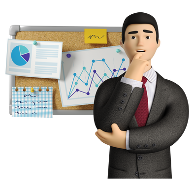 style Business analytics images in PNG and SVG | Icons8 Illustrations