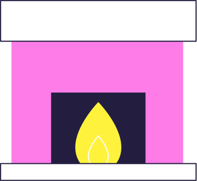 style fireplace images in PNG and SVG | Icons8 Illustrations