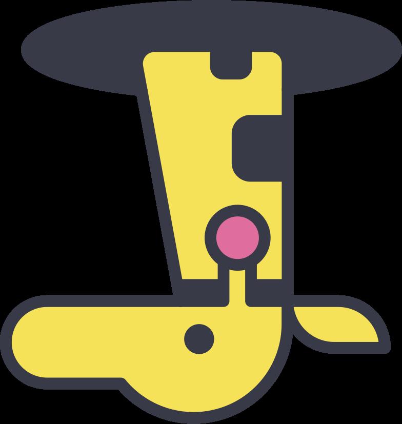 giraffe head Clipart illustration in PNG, SVG