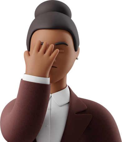 style facepalm girl  close-up images in PNG and SVG | Icons8 Illustrations