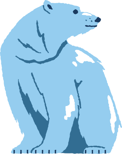 style polar bear images in PNG and SVG   Icons8 Illustrations