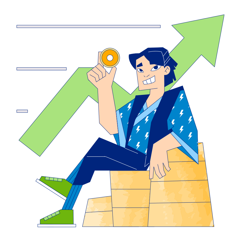 style Financial growth Vector images in PNG and SVG   Icons8 Illustrations
