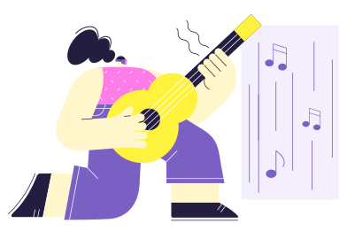 style VR learning music images in PNG and SVG | Icons8 Illustrations