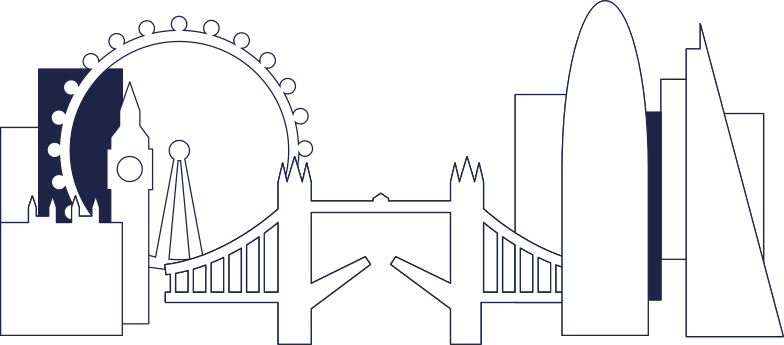 searching  london background line Clipart illustration in PNG, SVG