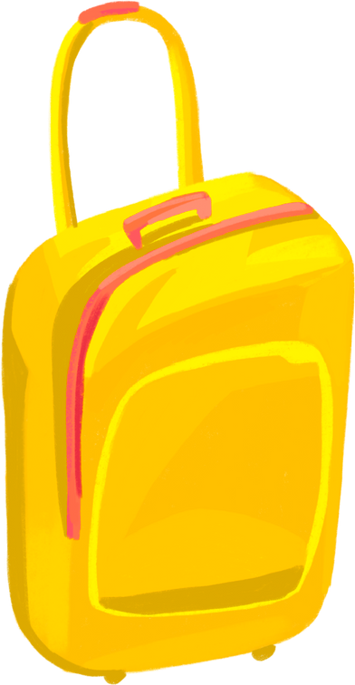 style bag yellow images in PNG and SVG | Icons8 Illustrations
