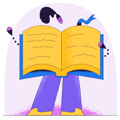 style Person like an open book images in PNG and SVG | Icons8 Illustrations