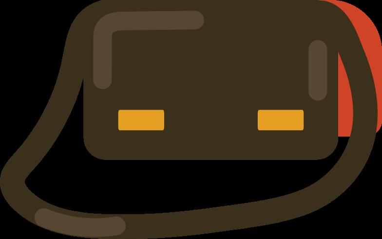 empty bag Clipart illustration in PNG, SVG