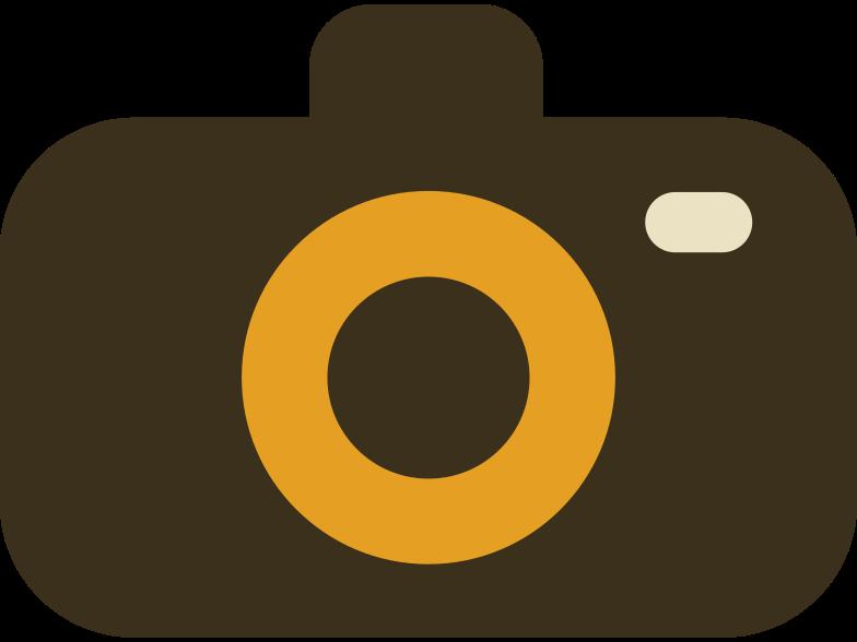 camera dslr Clipart illustration in PNG, SVG