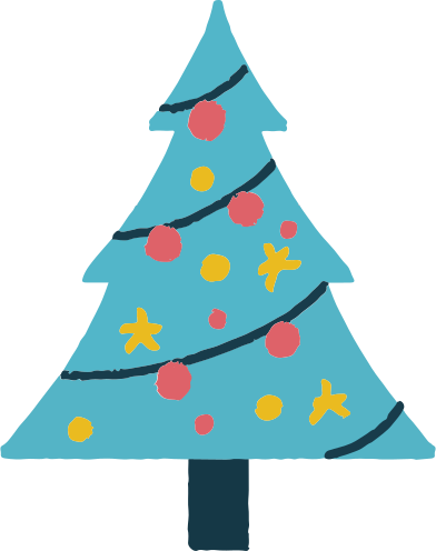style christmas-tree images in PNG and SVG | Icons8 Illustrations