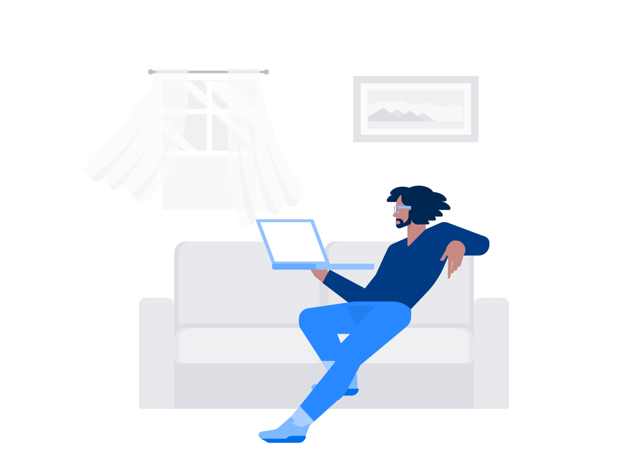 style Work from home images in PNG and SVG   Icons8 Illustrations
