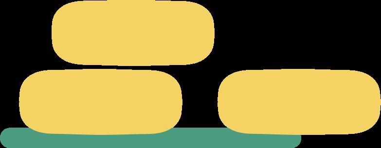 Imágenes vectoriales monedas en el plato en PNG y SVG estilo  | Ilustraciones Icons8