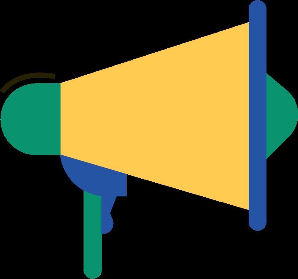Ilustración de clipart de Altavoz en PNG, SVG
