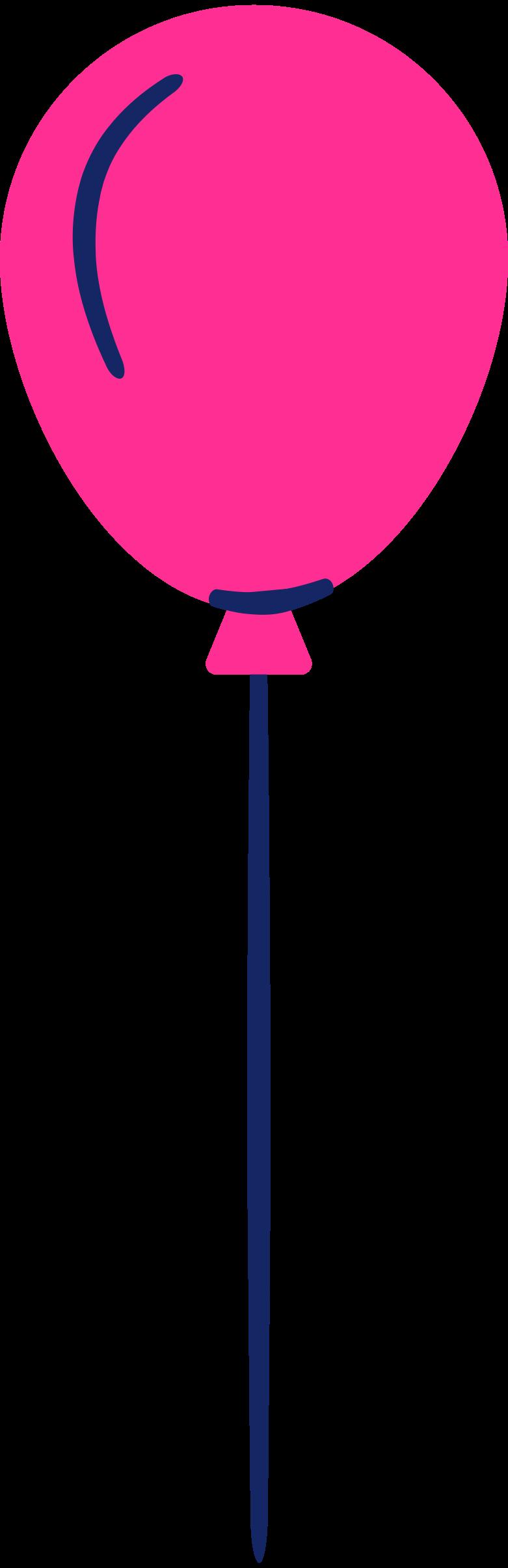 Balão Clipart illustration in PNG, SVG