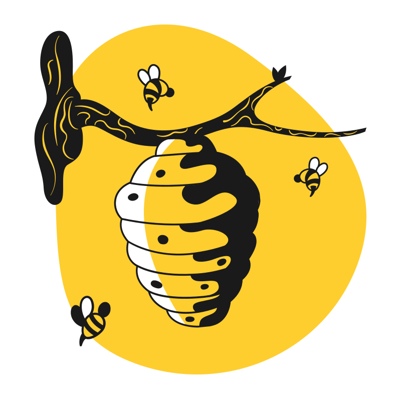 style Hive Vector images in PNG and SVG | Icons8 Illustrations