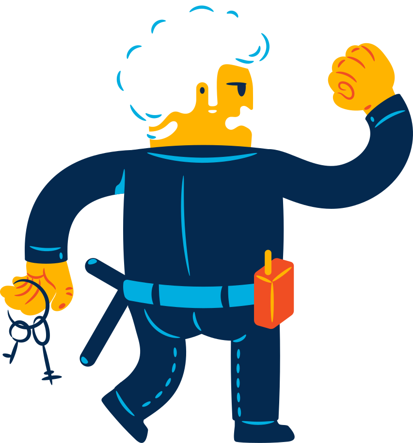 guard Clipart illustration in PNG, SVG