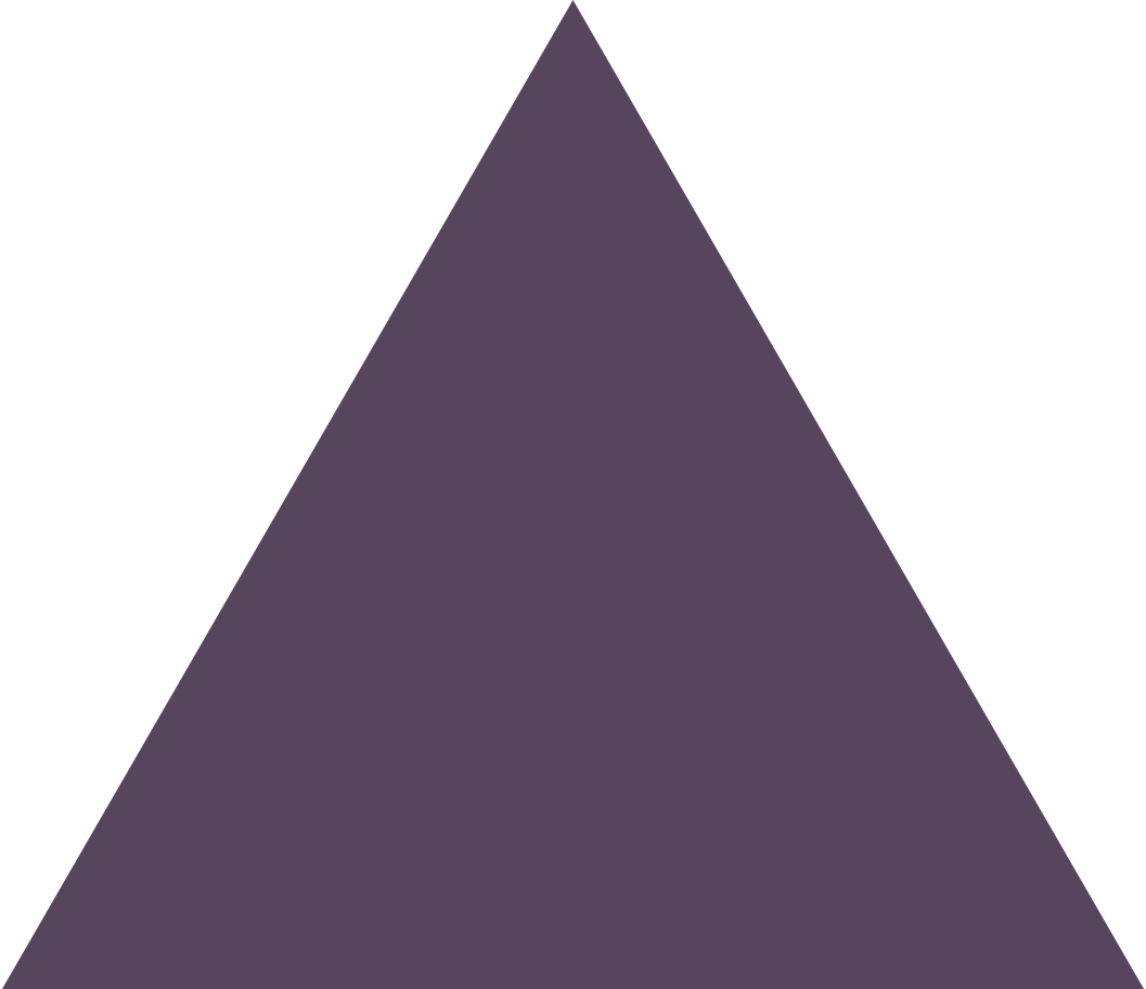 trangle purple Clipart illustration in PNG, SVG