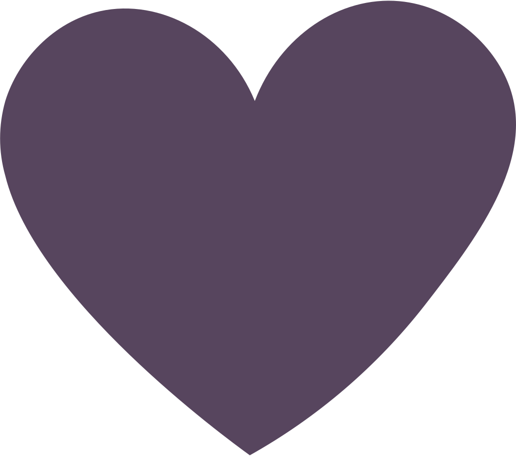 heart purple Clipart illustration in PNG, SVG
