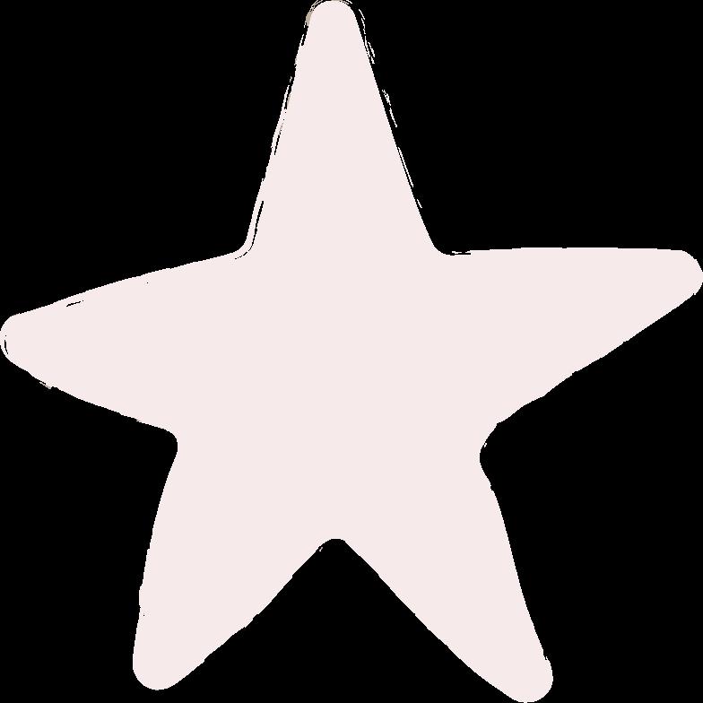 star-light-pink Clipart illustration in PNG, SVG