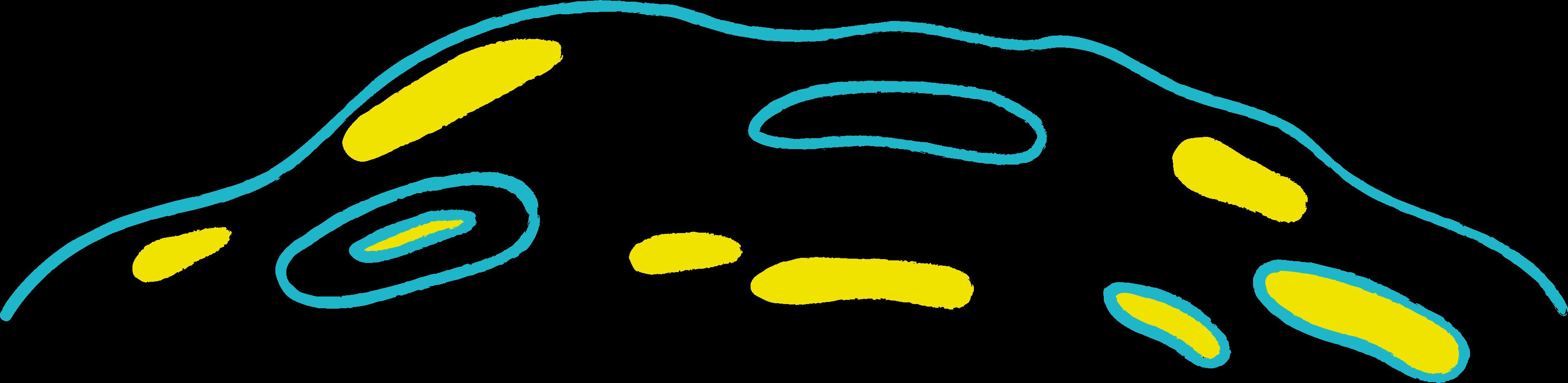 Ilustración de clipart de superficie del planeta en PNG, SVG