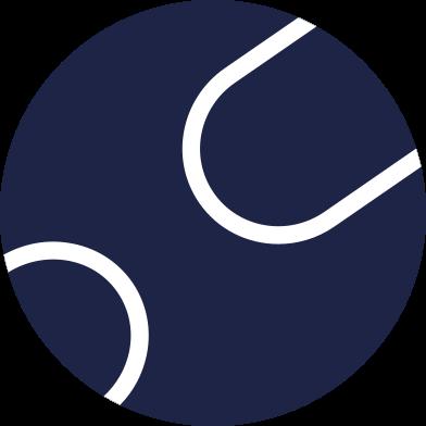 Иллюстрация теннисный мячик в стиле  в PNG и SVG | Icons8 Иллюстрации