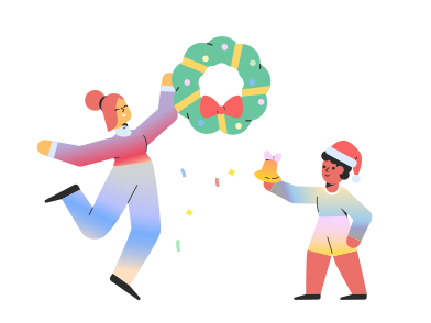 style Decorating for Christmas  images in PNG and SVG | Icons8 Illustrations