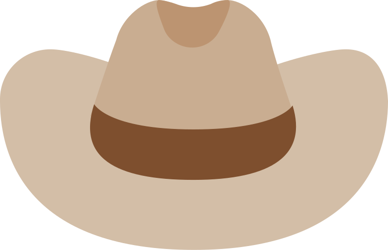 style cowboy hat Vector images in PNG and SVG | Icons8 Illustrations