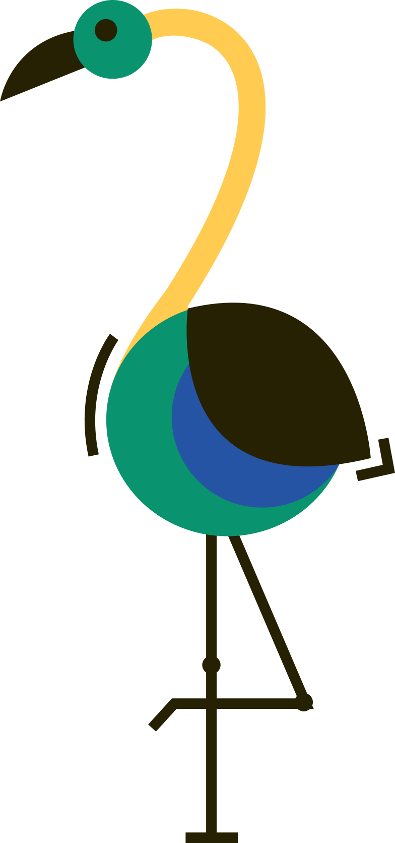 PNGとSVGの  スタイルの フラミンゴ ベクターイメージ | Icons8 イラスト