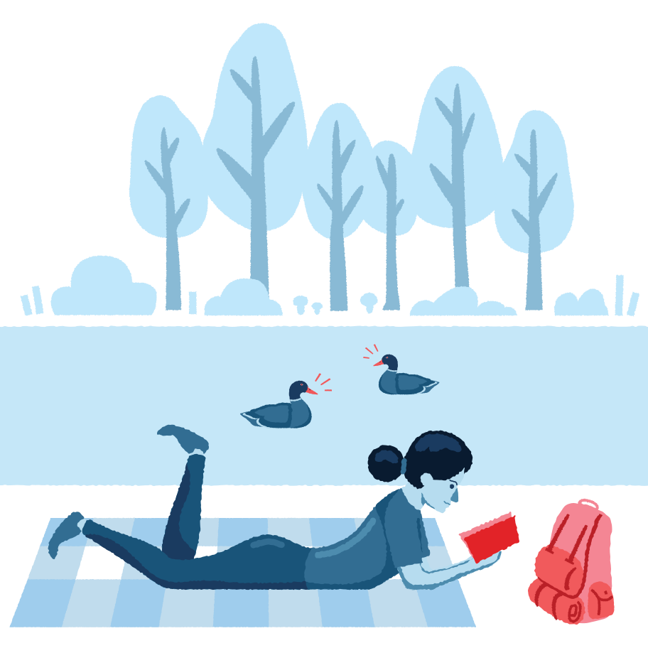 Weekend Clipart illustration in PNG, SVG