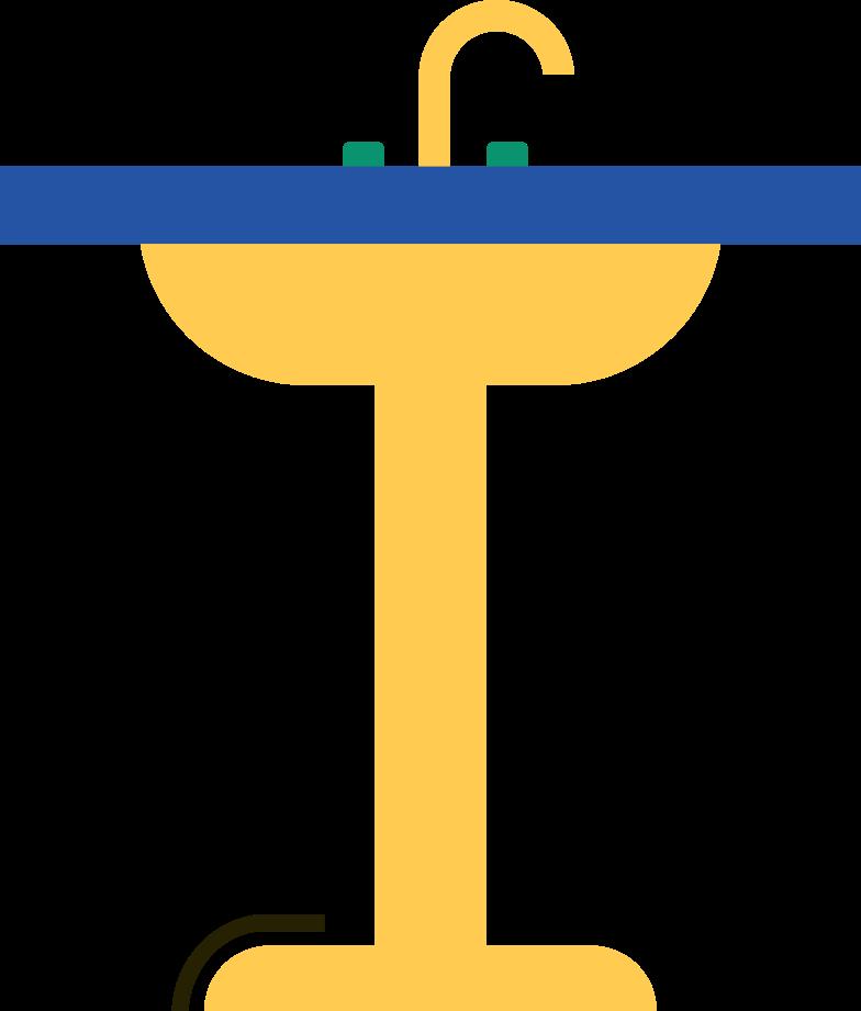 sink Clipart illustration in PNG, SVG