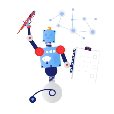 style Logistic robot images in PNG and SVG   Icons8 Illustrations