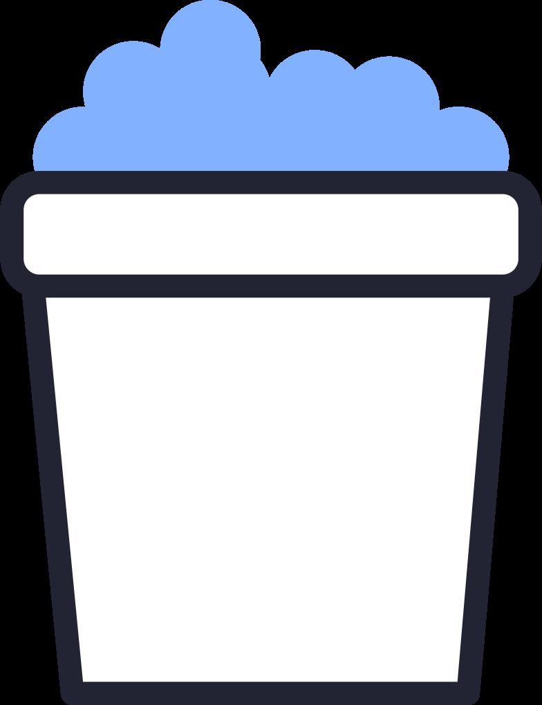 popcorn Clipart illustration in PNG, SVG