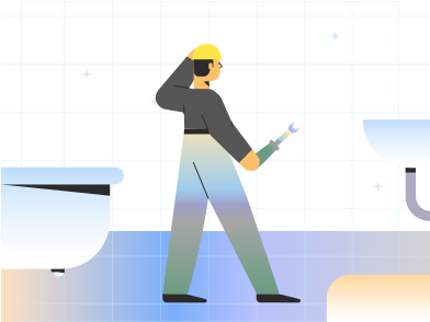 style Plumber images in PNG and SVG | Icons8 Illustrations