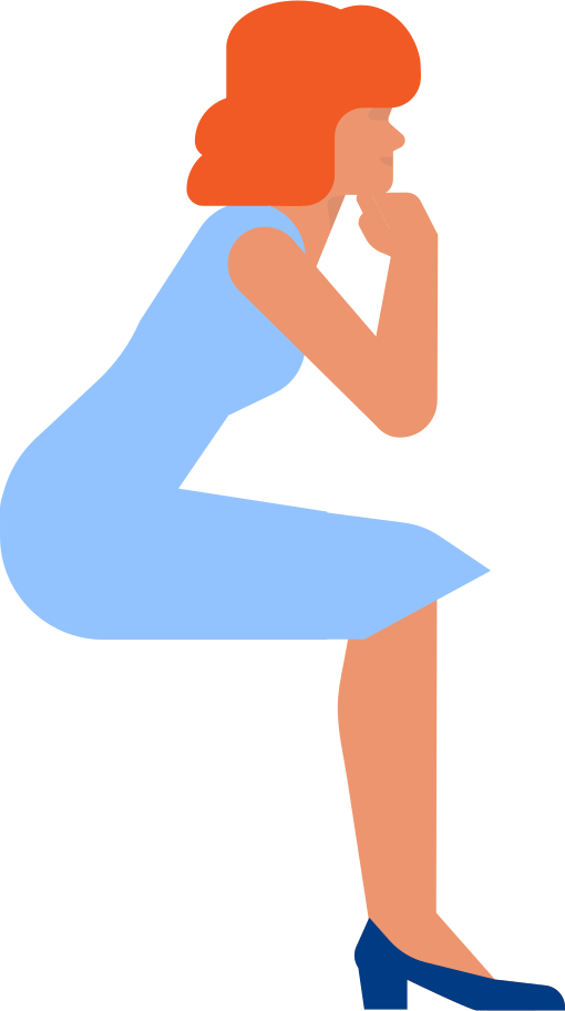 woman from qween gambit Clipart illustration in PNG, SVG
