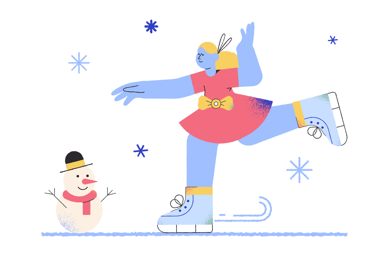 style Figure skating Vector images in PNG and SVG | Icons8 Illustrations