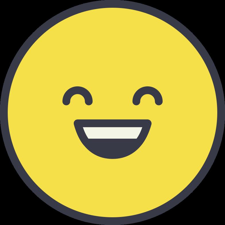 Иллюстрация счастливое лицо в стиле  в PNG и SVG | Icons8 Иллюстрации