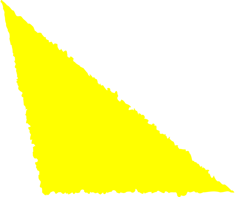 scalene yellow Clipart illustration in PNG, SVG