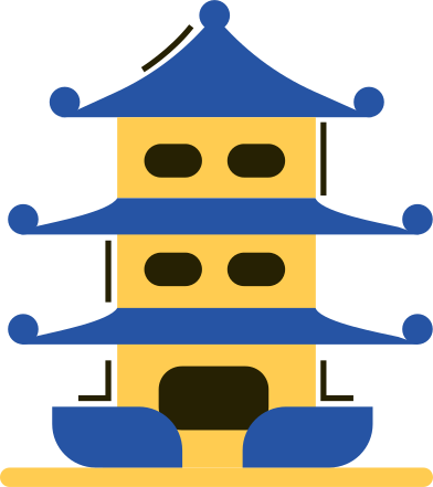 style pagoda images in PNG and SVG | Icons8 Illustrations