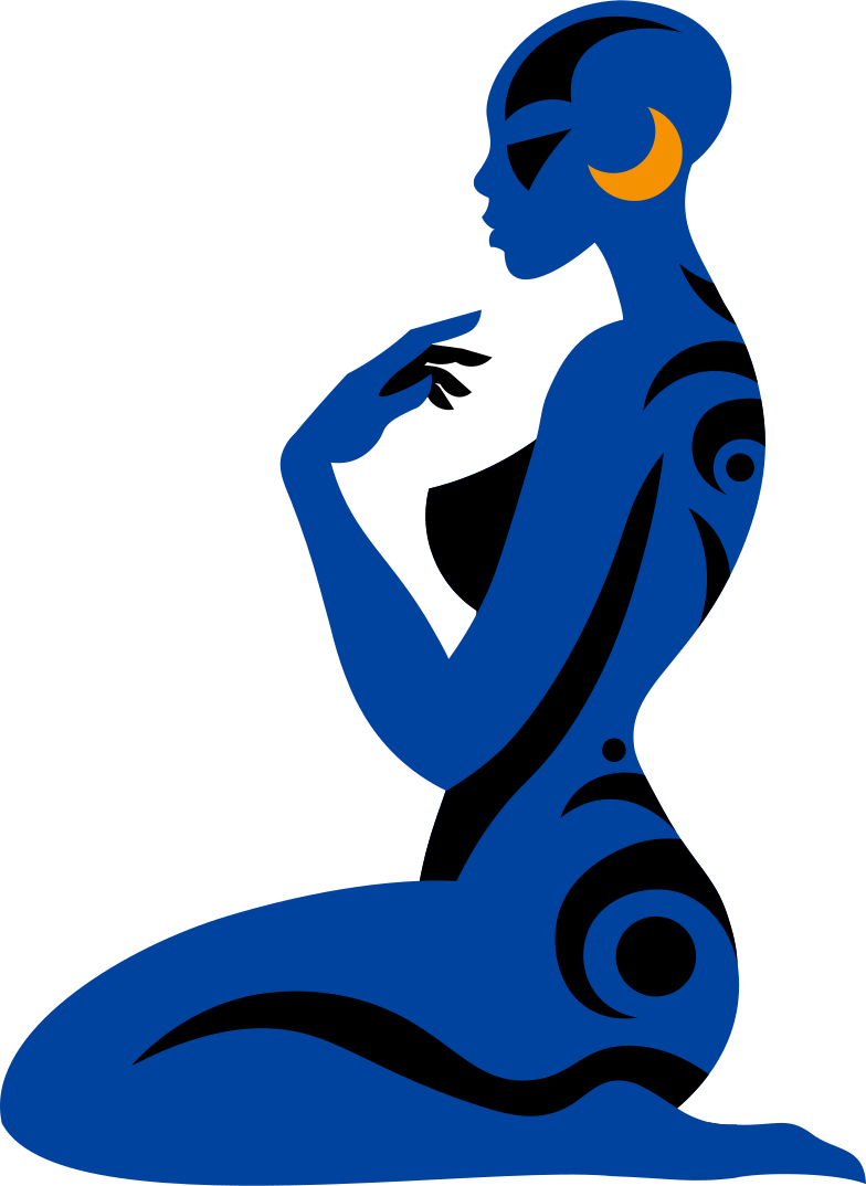 style blue woman Vector images in PNG and SVG | Icons8 Illustrations
