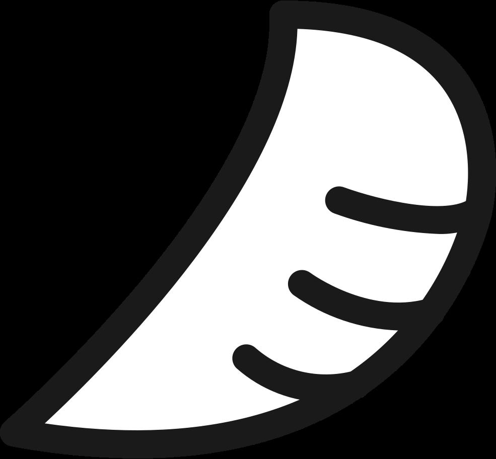 protection mask side Clipart illustration in PNG, SVG