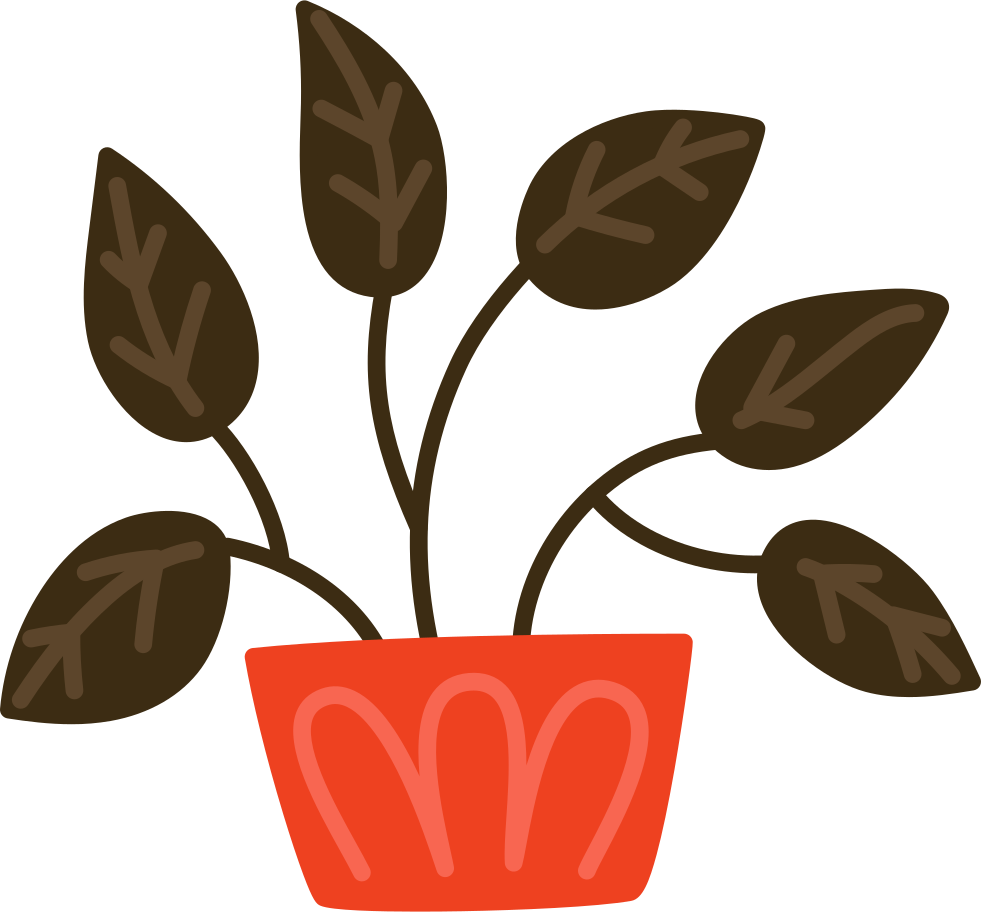 style potted plant Vector images in PNG and SVG | Icons8 Illustrations