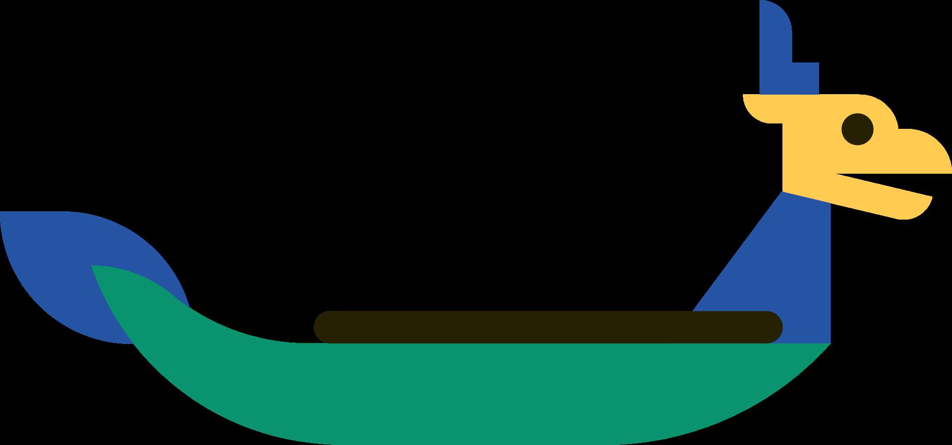 Ilustración de clipart de Bote en PNG, SVG