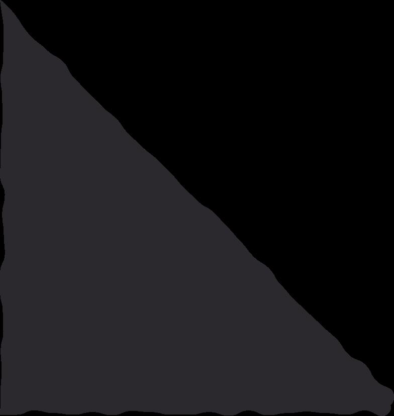 right black Clipart illustration in PNG, SVG