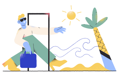 style Going on a vacation images in PNG and SVG | Icons8 Illustrations