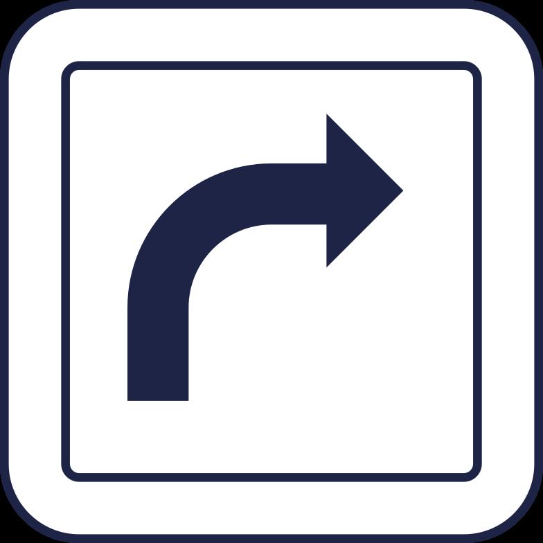 交通標識 のPNG、SVGクリップアートイラスト
